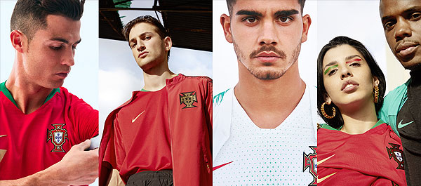 Classic Portugal Football Shirt Archive Subside Sports