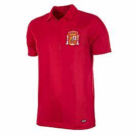 1984 Spain Home Retro Shirt