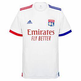 adidas Olympique Lyon Home Jersey 2020-2021