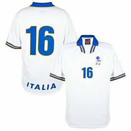 Nike Italy 1996-1998 Away No.16 (Di Matteo) Player Issue Shirt - NEW (w/tags) - Size XL *IMAGE ORDERED*