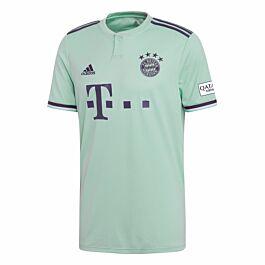 adidas Bayern Munich Away Jersey 2018-2019