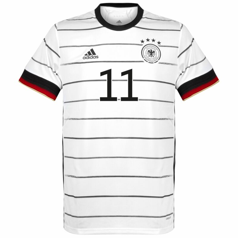 adidas Germany Home Reus 11 Jersey 2020-2021