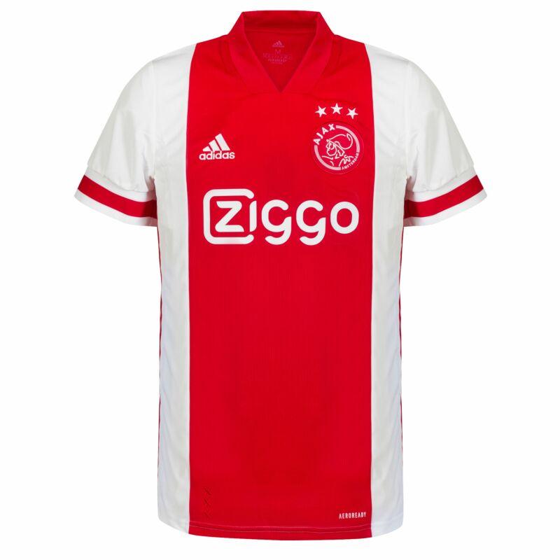 adidas Ajax Home Jersey 2020-2021