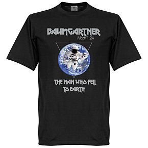Baumgartner: The Man Who Fell To Earth Tee