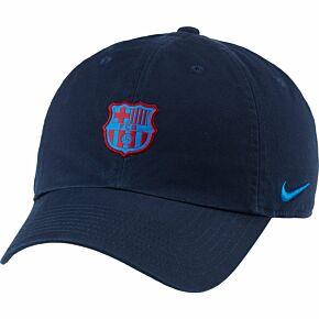 21-22 Barcelona H86 Cap - Navy