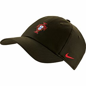 20-21 Portugal Cap - Green