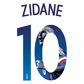 Zidane 10 (Gallery Style)