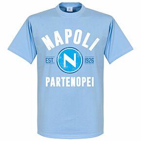 Napoli Eastablished KIDS T-Shirt - Sky
