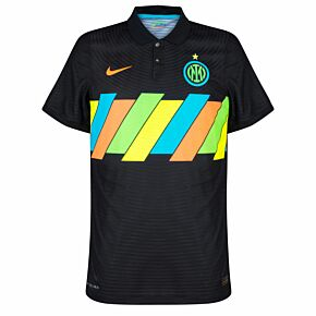 21-22 Inter Milan Dri-Fit ADV Match 3rd Shirt - No Sponsor