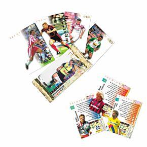 95-96 Bundesliga Trading Cards
