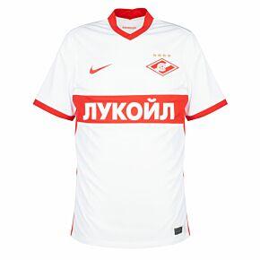 21-22 Spartak Moscow Away Shirt