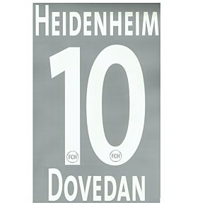 Dovedean 10 (Official Printing)