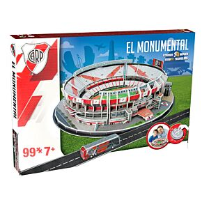 River Plate 'El Monumental' 3D Puzzle