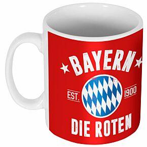 Munich Established Ceramic Mug