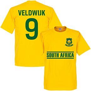 South Africa Veldwuk Team Tee - Yellow