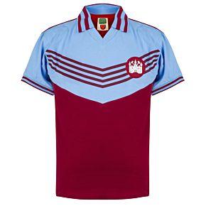1976 West Ham Retro Shirt