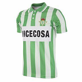 93-94 Real Betis Home Retro Shirt
