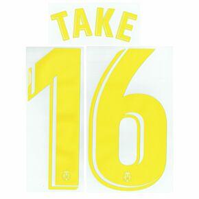 Take 16 (Official Printing) - 20-21 Villarreal Away