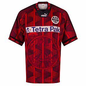 Puma Eintracht Frankfurt 1995-1996 Home - USED Condition (Great) - Size XL