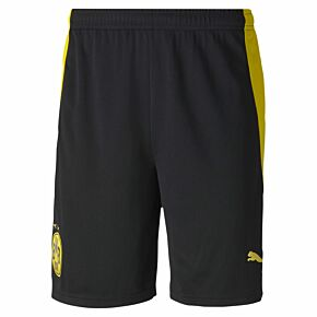 20-21 Borussia Dortmund Shorts - Black