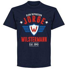 CD Jorge WilstermannEstablished T-Shirt - Navy