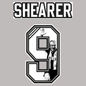 Shearer 9 (Gallery Style)