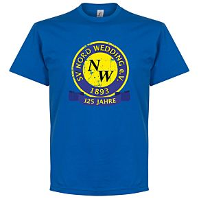 Nord Wedding Vintage Tee - Royal