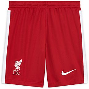 20-21 Liverpool Home Shorts