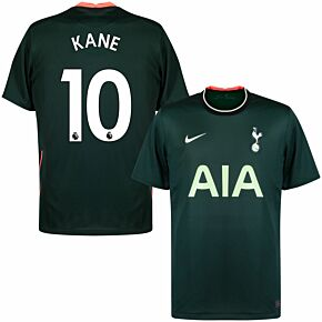20-21 Tottenham Away Shirt + Kane 10