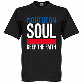 Northern Soul Tee 2 - Black