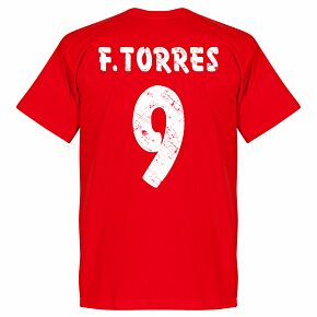 Atlético Team Torres Tee - Red