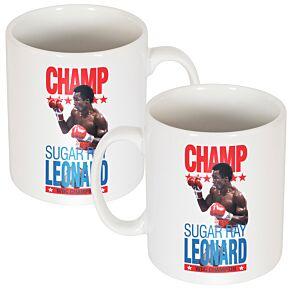 Sugar Ray Leonard Legend Mug