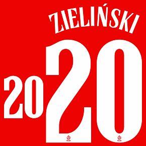 Zieliński 20 (Official Printing) - 20-21 Poland Away