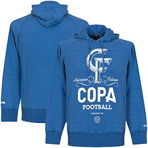 Copa CF Hooded Sweater - Blue