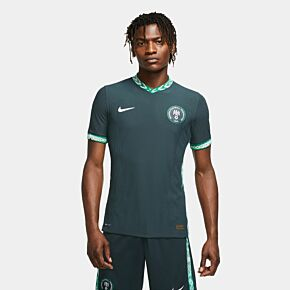 20-21 Nigeria Vapor Match Away Shirt