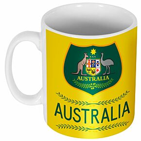 Australia Team Mug