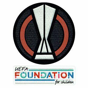 21-22 Europa League + Foundation Patch Set