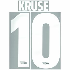 Kruse 10 (Official Printing) - 20-21 Union Berlin Home