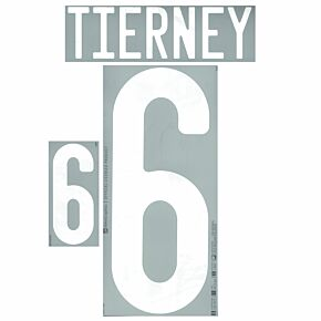 Tierney 6 (Official Printing) - 21-22 Scotland Home