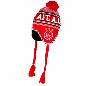 Ajax Winter Tassle Beanie Hat