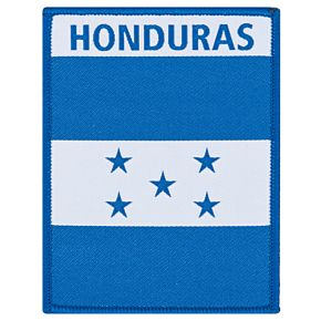Honduras Embroidery Patch 9cm x 7cm