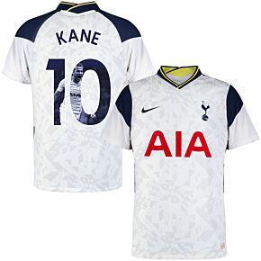 20-21 Tottenham Vapor Match Home Shirt + Kane 10 (Gallery Style)
