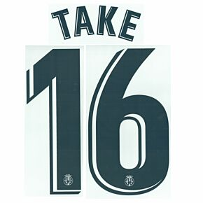 Take 16 (Official Printing) - 20-21 Villarreal Home