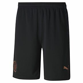 20-21 Man City Away Shorts