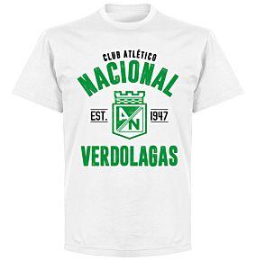 Atletico Nacional Established T-Shirt - White