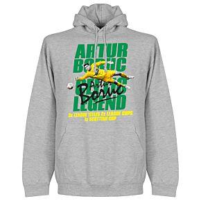 Artur Boruc Legend Hoodie - Grey