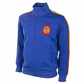 1966 Spain Retro Jacket - Royal