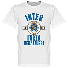 Inter Established T-Shirt - White