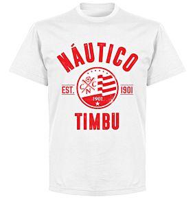 Nautico Established T-Shirt - - White