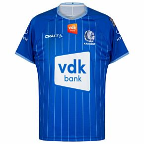 19-20 KAA Gent Home Shirt
